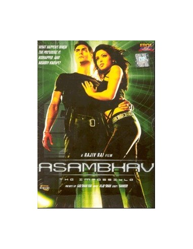 Asambhav DVD - Collector