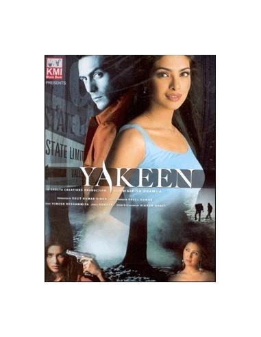Yakeen DVD