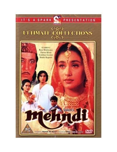 Mehndi DVD
