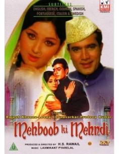 Mehboob Ki Mehndi DVD
