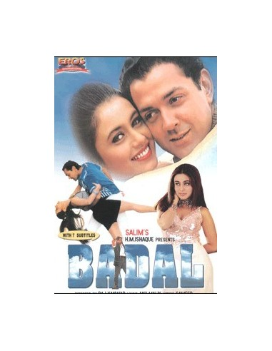 Badal DVD