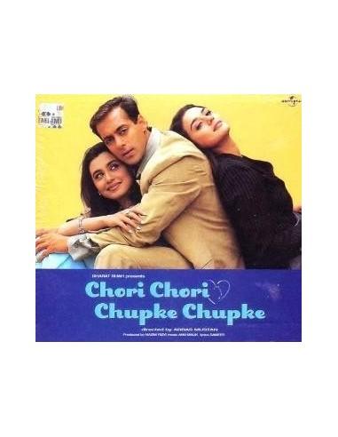 Chori Chori Chupke Chupke CD