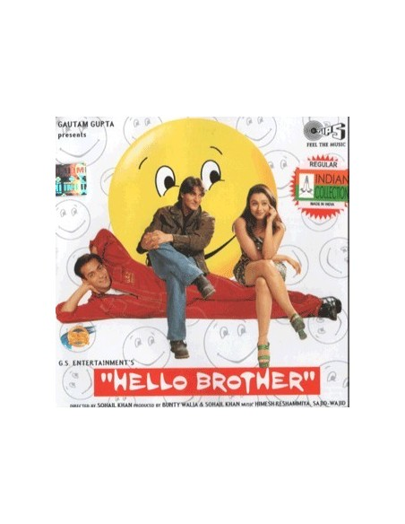 Hello Brother CD