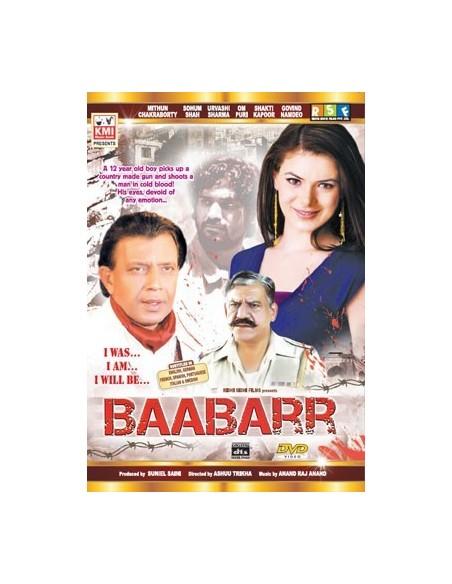 Baabarr DVD