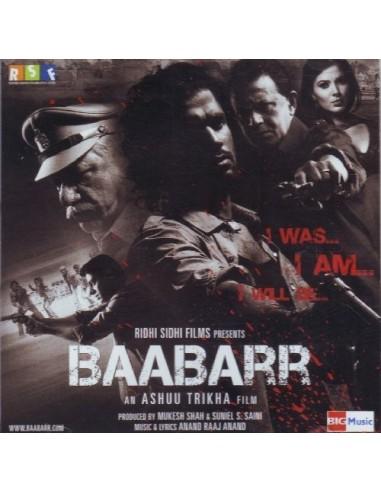 Baabarr CD