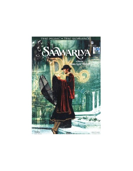 Saawariya - The Music and Romance DVD