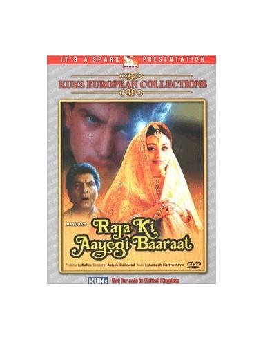 Raja Ki Aayegi Baaraat DVD