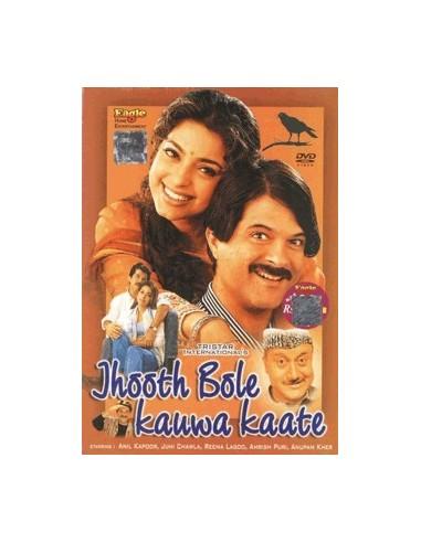 Jhoot Bole Kauwa Kaate DVD (Collector)