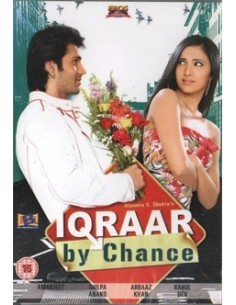 Iqraar By Chance DVD