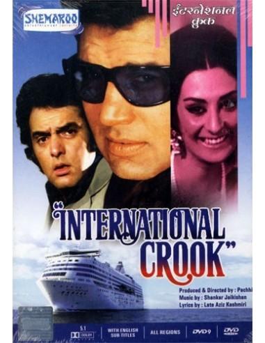 International Crook DVD