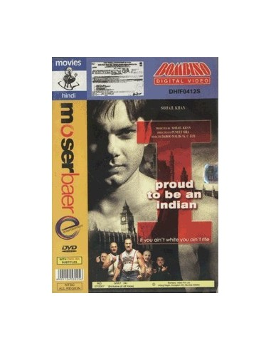 I Proud to Be an Indian DVD
