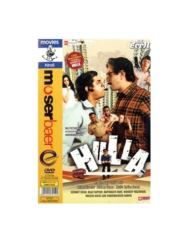 Hulla - Collector 2 DVD