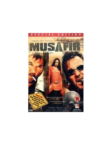 Musafir DVD (Collector)