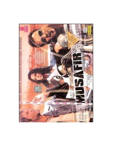 Musafir DVD
