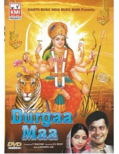 Durgaa Maa DVD