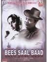 Bees Saal Baad DVD (1962)