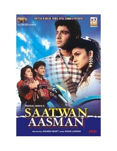 Saatwan Aasman DVD