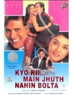 Kyo Kii Main Jhuth Nahin Bolta DVD (Collector)