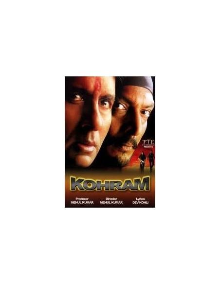 Kohram DVD