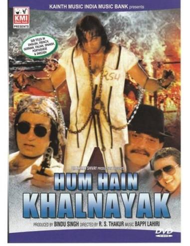Hum Hain Khalnayak DVD