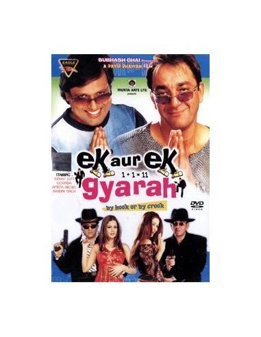 Ek Aur Ek Gyarah DVD (Collector)