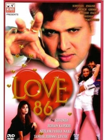 Love 86 DVD