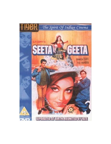 Seeta Aur Geeta DVD - Collector