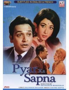 Pyar Ka Sapna DVD