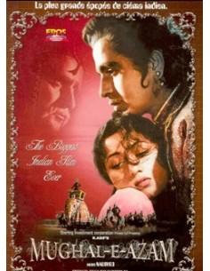 Mughal-E-Azam DVD