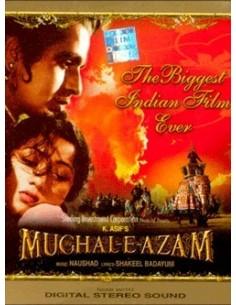 Mughal-E-Azam CD