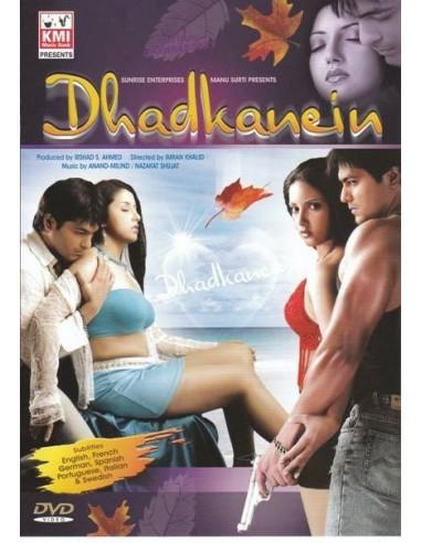 Dhadkanein DVD