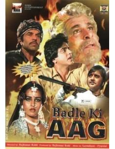 Badle Ki Aag DVD