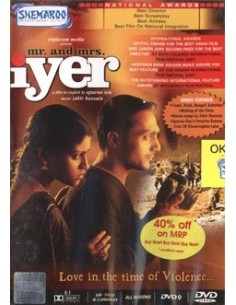Mr. and Mrs. Iyer DVD - Collector