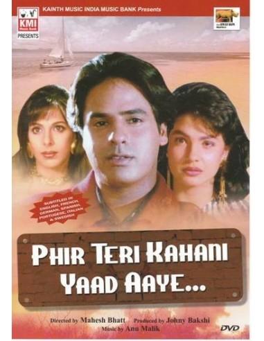 Phir Teri Kahani Yaad Aaye DVD