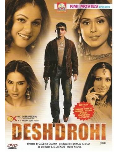 Deshdrohi DVD