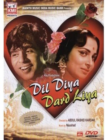 Dil Diya Dard Liya DVD