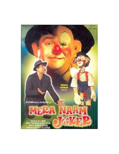 Mere Naam Joker DVD