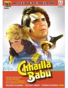 Chhailla Babu DVD