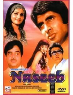 Naseeb DVD (1981)