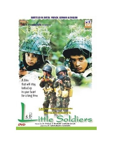 Little Soldiers DVD