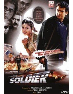 Main Hoon Soldier DVD