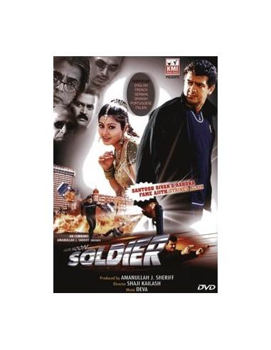 Main Hoon Soldier DVD