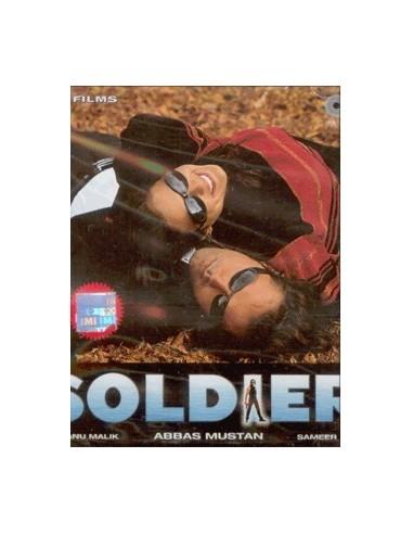 Soldier CD