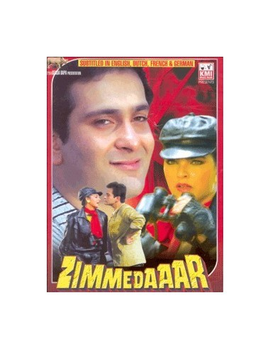 Zimmedaaar DVD