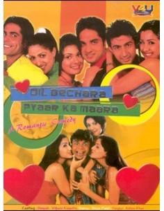 Dil Bechara Pyar Ka Mara DVD