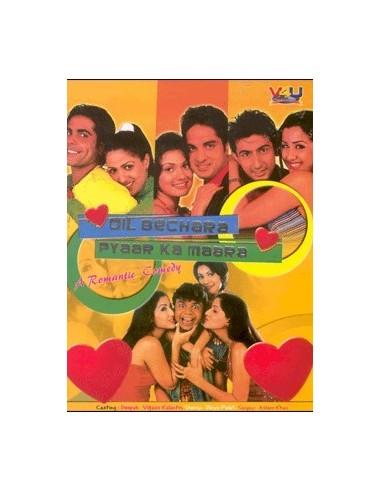 Dil Bechara Pyaar Ka Maara DVD