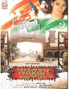 Wagah DVD