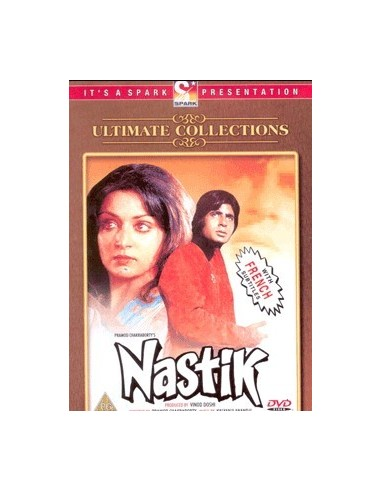 Nastik DVD
