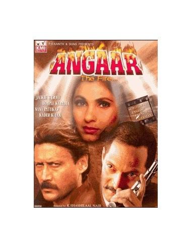 Angaar DVD