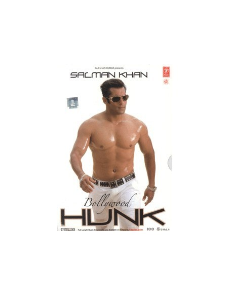 Salman Khan - Bollywood Hunk (Coffret 6 CD)